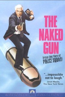 The Naked Gun: From the Files of Police Squad! (1988) cover