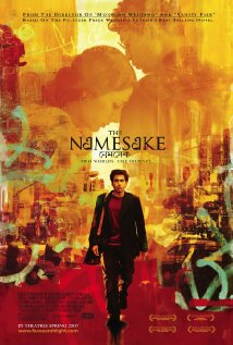 The Namesake (2006) cover