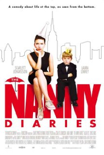 The Nanny Diaries 2007 poster