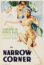 The Narrow Corner 1933 poster