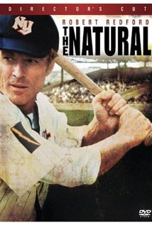 The Natural 1984 poster