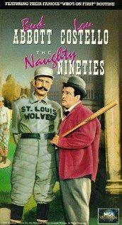 The Naughty Nineties (1945) cover