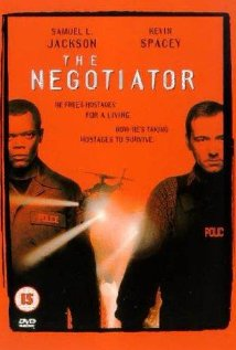 The Negotiator (1998) cover