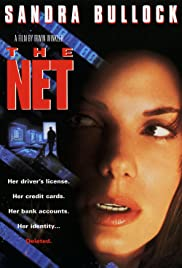 The Net (1995) cover