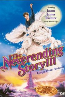 The Neverending Story III (1994) cover