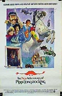 The New Adventures of Pippi Longstocking (1988) cover
