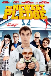 The Newest Pledge (2012) cover