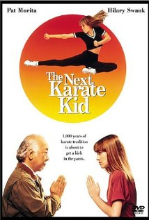 The Next Karate Kid (1994) cover