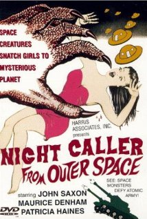 The Night Caller (1965) cover