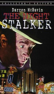 The Night Stalker 1972 poster