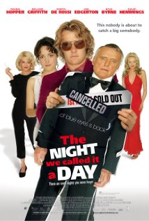 The Night We Called It a Day 2003 poster