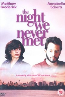 The Night We Never Met (1993) cover