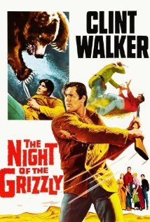 The Night of the Grizzly (1966) cover