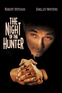 The Night of the Hunter 1955 poster