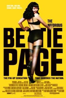 The Notorious Bettie Page (2005) cover