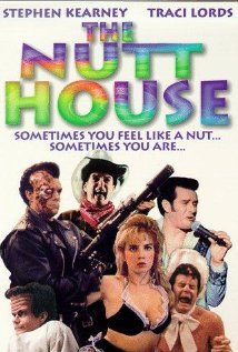 The Nutt House 1992 poster