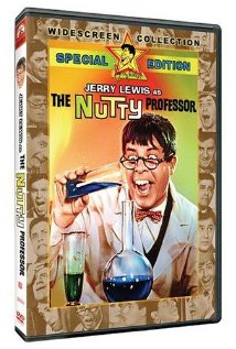 The Nutty Professor (1963) cover