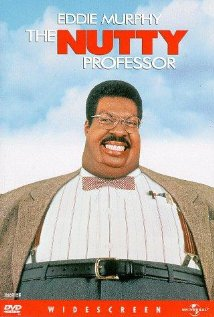 The Nutty Professor 1996 poster