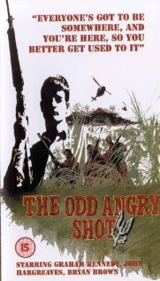 The Odd Angry Shot (1979) cover