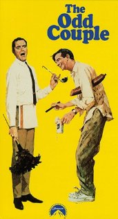 The Odd Couple (1968) cover