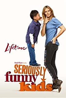 Seriously Funny Kids 2011 poster
