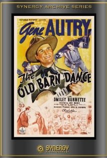 The Old Barn Dance (1938) cover