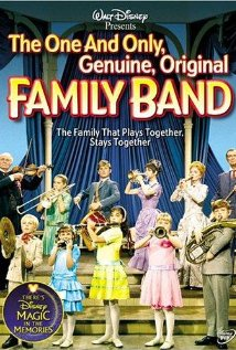 The One and Only, Genuine, Original Family Band 1968 poster