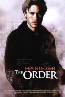 The Order 2003 poster