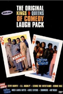 The Original Kings of Comedy (2000) cover