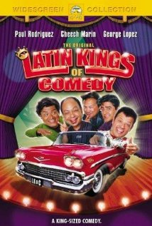The Original Latin Kings of Comedy 2002 poster