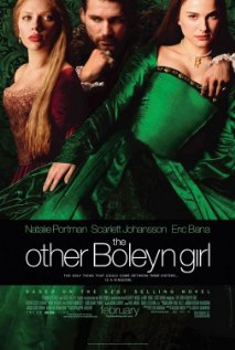 The Other Boleyn Girl (2008) cover