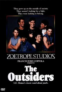 The Outsiders 1983 poster