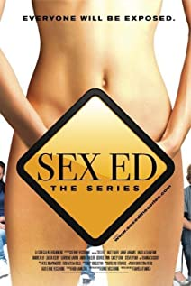 Sex Ed (2009) cover