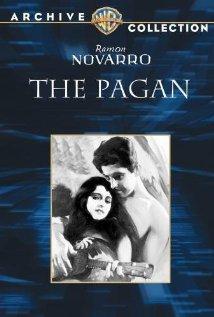 The Pagan 1929 poster