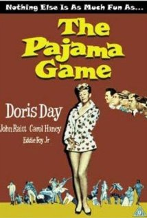 The Pajama Game (1957) cover