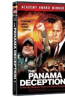 The Panama Deception 1992 poster