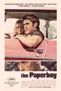 The Paperboy (2012) cover