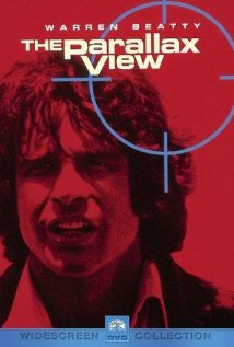 The Parallax View (1974) cover