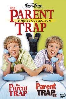 The Parent Trap (1961) cover