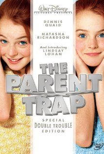 The Parent Trap (1998) cover