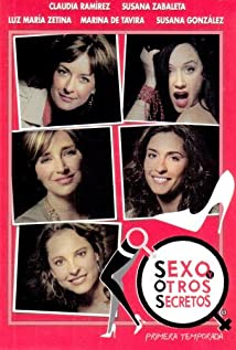 Sexo y otros secretos (2007) cover