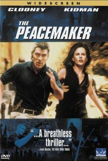 The Peacemaker (1997) cover