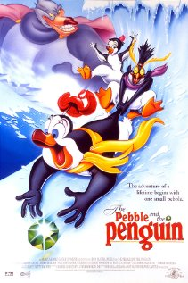 The Pebble and the Penguin (1995) cover