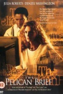 The Pelican Brief (1993) cover