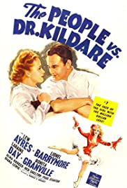 The People vs. Dr. Kildare 1941 poster