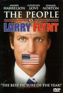 The People vs. Larry Flynt (1996) cover