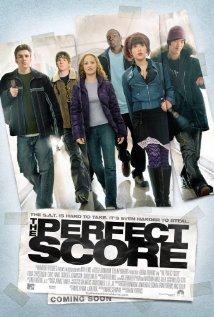 The Perfect Score (2004) cover