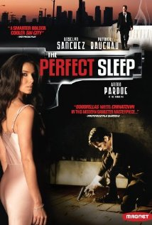 The Perfect Sleep (2009) cover
