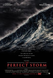 The Perfect Storm (2000) cover