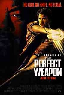 The Perfect Weapon (1991) cover